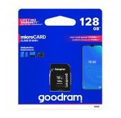 Micro SDXC 128GB Goodram (Classe 10)