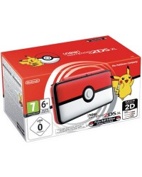 Consola New Nintendo 2DS XL Pokémon Ball Edition
