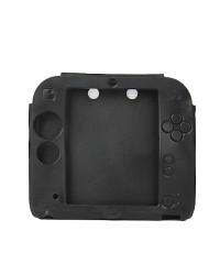 Capa Silicone Nintendo 2DS Black