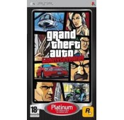 GTA: Liberty City Stories PSP Platinum