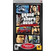 GTA: Liberty City Stories PSP Platinum