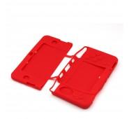 Capa Silicone Nintendo 3DSXL Red