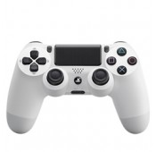 Sony Comando DualShock 4 V2 White PS4