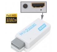 Adaptador HDMI para Wii  1080P
