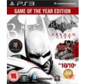 Batman: Arkham City GOTY Edition PS3