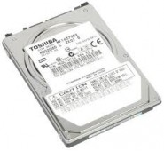 Disco rigido 320GB 5400rpm SATA II 2.5 8MB Toshiba