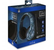 Auscultadores Gaming PRO4-70 4Gamers Ps4 - Camo Midnight Edition