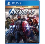 Marvel Avengers DELUXE - PS4