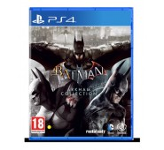 Batman Arkham Collection - PS4