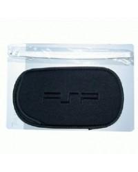 Bolsa + Pulseira (Preta) para PSP