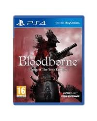 Bloodborne Game Of The Year Edition(Em Português)PS4