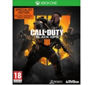 Call of Duty: Black Ops 4 Specialist Editon-Xbox One