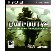 Call of Duty 4: Modern Warfare PS3