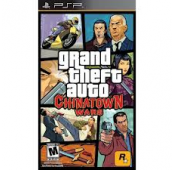 GTA-Grand Theft Auto: Chinatown Wars PSP