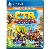 Crash Team Racing Nitro-Fueled - Nitros Oxide Edition - PS4