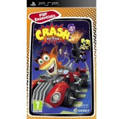 Crash Tag Team Racing Essentials PSP