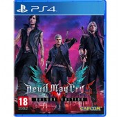 Devil May Cry 5 - Deluxe Edition - PS4