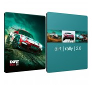 Dirt Rally 2.0 Steelbook Edition - PS4