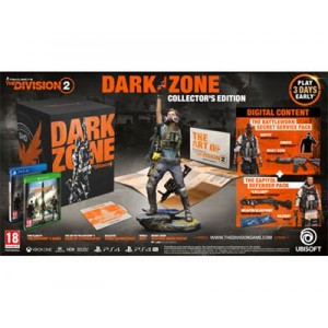 Tom Clancy's The Division 2 Dark Zone Collector's Edition PS4