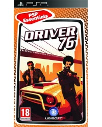 Driver 76 Essentials PSP