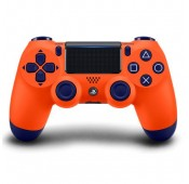 Sony Comando DualShock 4 V2  Sunset Orange - PS4