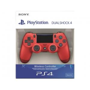 Sony Comando DualShock 4 V2 Red PS4