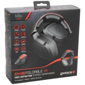 Auscultadores Gioteck EX-06 Headset