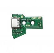 Conector carga USB Dualshock 4 V2 (JDS055 / JDS050)