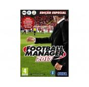 Football Manager 2017 (Em Português) Edição Especial PC/MAC