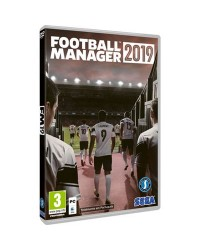 Football Manager 2019 - PC/MAC