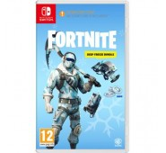 Fortnite: Deep Freeze Nintendo Switch - Code in a Box
