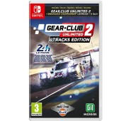 Gear Club Unlimited 2: Tracks Edition Nintendo Switch