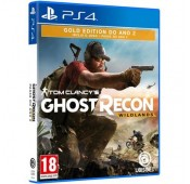 Tom Clancy's Ghost Recon: Wildlands - Year 2 Gold Edition-PS4