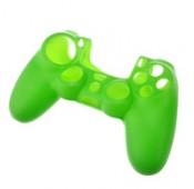 Capa Silicone Dualshock 4 Verde