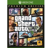 Grand Theft Auto V Xbox One (Premium Online Edition) GTA 5
