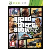 Grand Theft Auto V Xbox 360 - GTA5