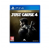 Just Cause 4 Gold Edition- PS4