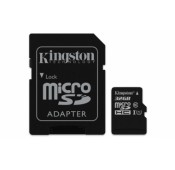 Micro SDHC 32GB Kingston (Classe 10)