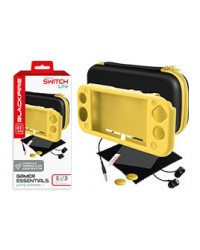 Kit Nintendo Switch Lite Amarelo