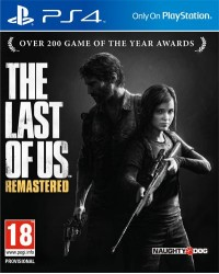 The Last Of Us Remastered (Português)PS4