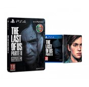 The Last of Us 2 Ediçao Stellbook - PS4
