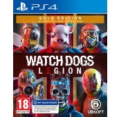 Watch Dogs: Legion - Gold Edition PS4 / PS5