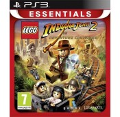 LEGO Indiana Jones 2: The Adventure Continues PS3