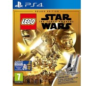 LEGO Star Wars: The Force Awakens PS4 Deluxe Edition