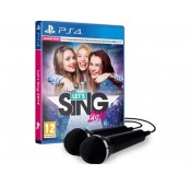Let's Sing 2019 + 2 Microfones - PS4
