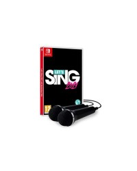 Let's Sing 2021 + 2 Microfones - Nintendo Switch