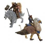 Warcraft - Battle In A Box: Lothar vs Blackland