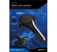 Gioteck LP4 Wired Chat Headset  PS4