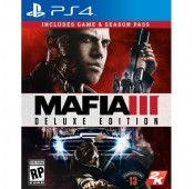 Mafia III Deluxe Edition PS4