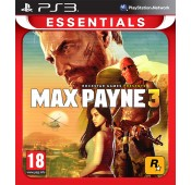 Max Payne 3 Essentials PS3